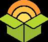 阳光盒子logo透明 128